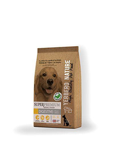 Yerbero NATURE DIGESTIVE comida hipoalergenica para perros 3kg