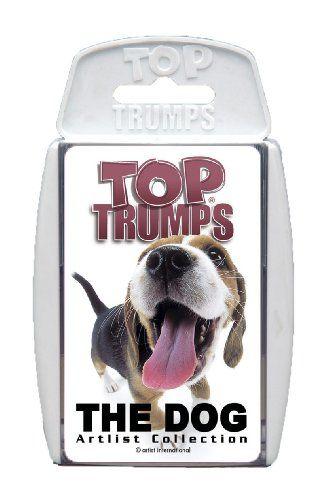 Dog Top Trumps Classics