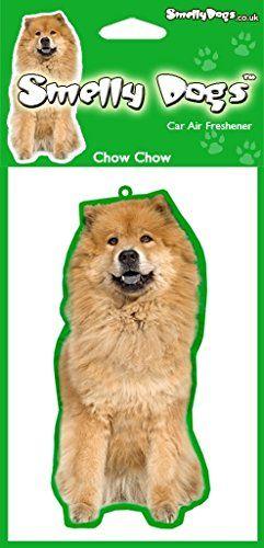 Perro Chow Chow–2x. Ideal ambientadores para el coche