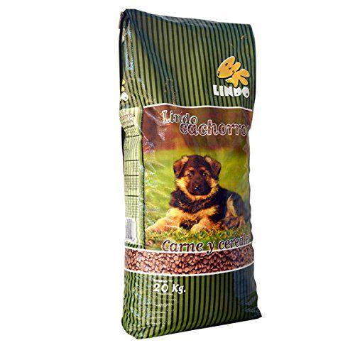 Lindo Pienso Perro Cachorro 20 kg , mascotas