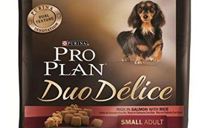 Purina Pro Plan – PRO PLAN Duo Délice Perros Pequeños rico en salmón con arroz – 700 g