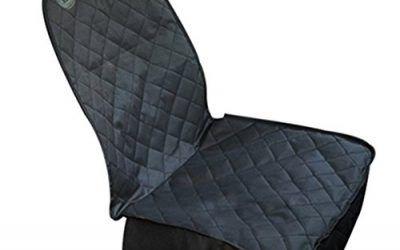 reat Me 2 en 1 50*100cm Asiento Cesta Tranportin Bolsas para Mascotas Manta en Coche para Proteger Perro Gato Negro