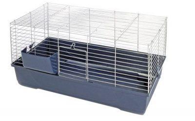 Jaula para roedores Gabbia Baldo 80 80 x 45 x 42 cm