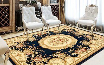 Upper-Salón alfombra café table estera sofá cama dormitorio estilo europeo moderno engrosamiento Alfombra tejida talladas a mano,2 m x 3 M,1413SL