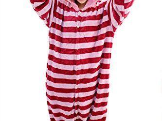 Molly Kigurumi Pijamas Traje Disfraz Animal Adulto Animal Pyjamas Cosplay Homewear M Gato