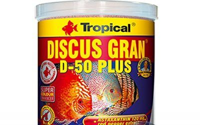 COMIDA PARA DISCOS DISCUS GRAN D-50 PLUS DE TROPICAL