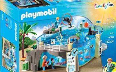 Playmobil – Acuario (9060) , mascotas