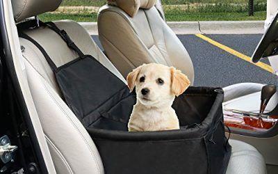 ICOCO Funda Protector de Coche para Mascota Perro Gato Impermeable de Asiento de Copiloto , mascotas