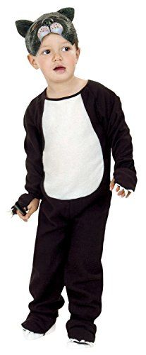 Disfraz de Gato Infantil (5-6 años)