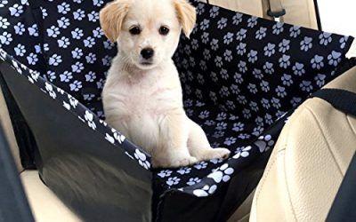MATCC Funda de Coche para Perros Cubierta de Asiento Impermeable para Coche Protector de Asiento para Mascotas Perros Gatos Manta Funda Hamaca Protector , mascotas