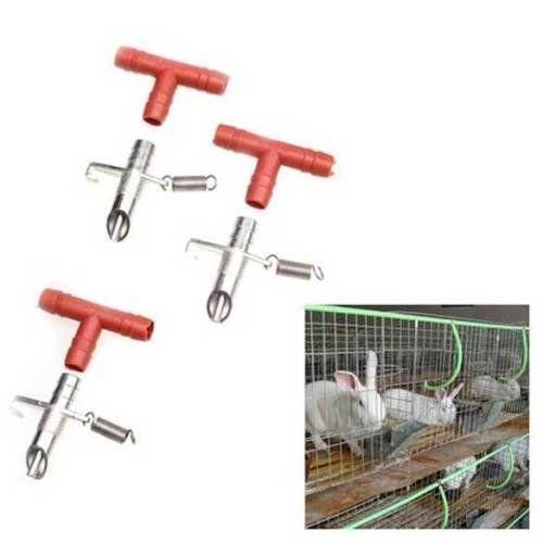 Kit 5x Boquillas tetinas abbeverare allevamento roedores Conejo Criceti , mascotas