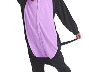 Pijama Gato De Medianoche, Onesie Modelo Animal Cosplay para Adulto entre 1,40 y 1,87 m Kugurumi Unisex , mascotas