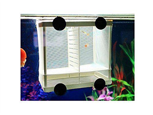 Driverder Red de segregación para la cría de peces de acuario