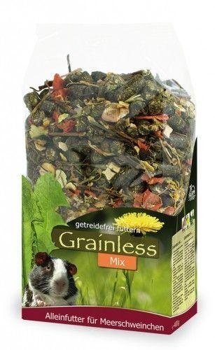 Jr Farm – JR Grainless Mix, Alimentación para conejitos de indias – 2171 – 650 Grs.