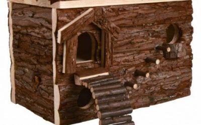 Juegos roedores Natural Living Casa laberinto Svea 28x19x20 cms