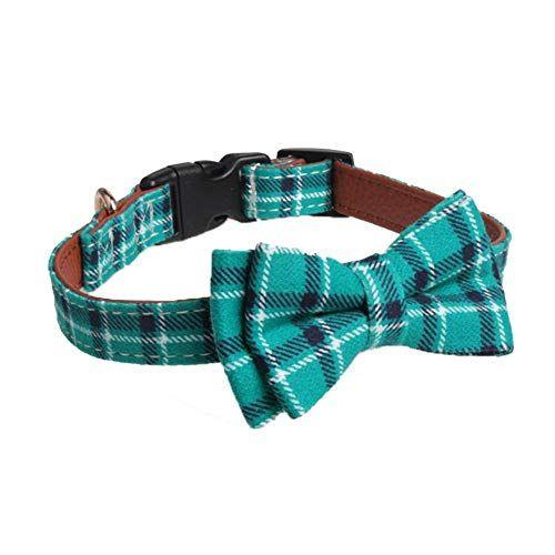 per Collares para Perros y Gatos Collar para Mascotas Pequeños Correas Decorativos con Lazos Lindos para Perro Gatitos y Conejos