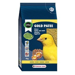 Versele-Laga Orlux Gold Patee Canary Moist Eggfood 1Kg 424013