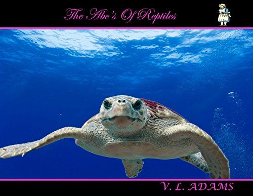 THE ABC's OF REPTILES (Grandma Sweetie Series Book 6) (English Edition) , mascotas