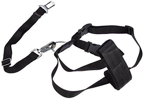 Trixie Arnés con cinturón de Seguridad, XL, 80-110 cm