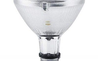 Lámparas de Calcio, Lámpara Solar para Tomar el Sol Bombilla Emisor de luz Efectivo UVA UVB Luz Ultravioleta y Calor para Reptiles Terrario de Alta Humedad Configuraciones 220V(50W)