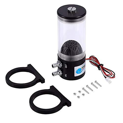 Bomba de agua de acuario, refrigeración, CO2, intercambiador de calor, 500 L/H, 10 W, DC12 V